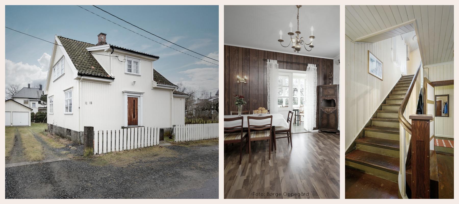 VillaDammens historie