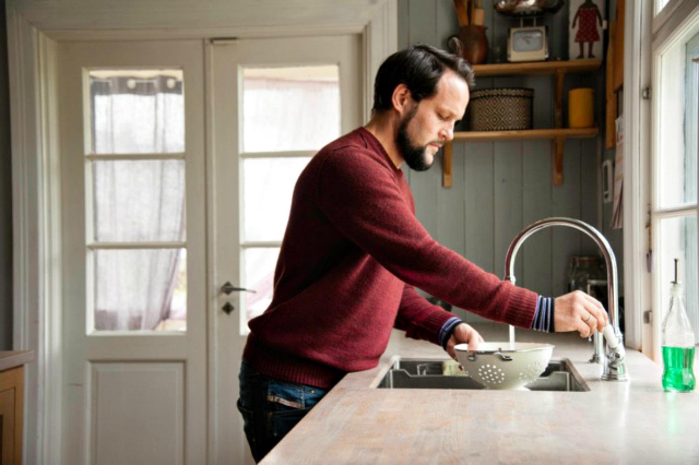 Forbruket at varmtvann kan være mere avhengig av en persons dusjvaner, enn hvor mange som bor i husholdningen.